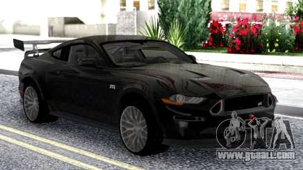 Ford Mustang RTR for GTA San Andreas