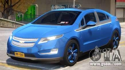 Chevrolet Volt R1 for GTA 4