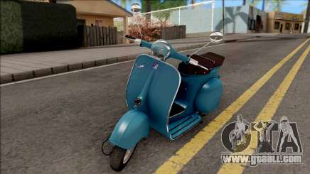 Piaggio Vespa VNB 125 IVF for GTA San Andreas