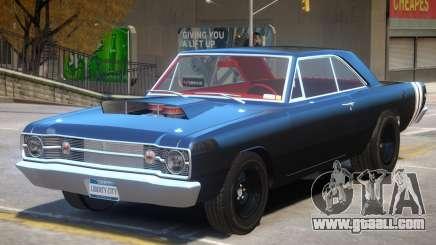Dodge Dart V2 L2 for GTA 4