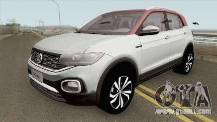 Volkswagen T-Cross 2019 for GTA San Andreas