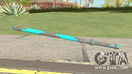 Baton (Marvel Ultimate Alliance 3) for GTA San Andreas
