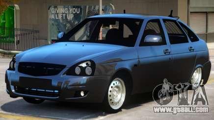 Lada Priora V1.2 for GTA 4