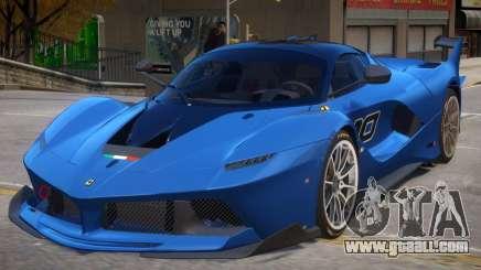 2015 Ferrari FXX-K V1 for GTA 4