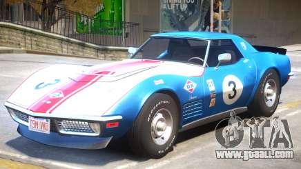 Chevrolet Corvette C3 Sunray DX for GTA 4