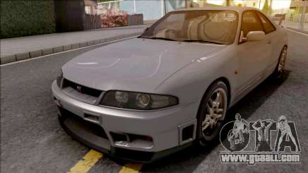 Nissan Skyline GT-R R33 V-Spec 1997 for GTA San Andreas