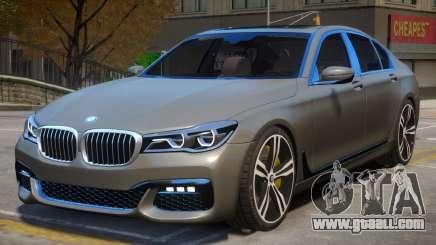 BMW M760 Li V1.1 for GTA 4
