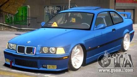 BMW E36 ST V1 for GTA 4