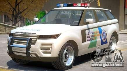 Gallivanter Baller Police for GTA 4