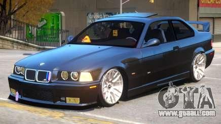 BMW E36 ST V2 for GTA 4