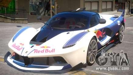 Ferrari FXX-K PJ6 for GTA 4