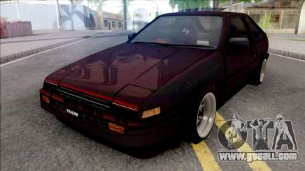 Toyota AE86 Trueno for GTA San Andreas