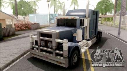 Linerunner Estilo Rutas Mortales for GTA San Andreas