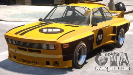 Ubermacht Zion Classic PJ4 for GTA 4