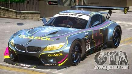 BMW Z4 GT3 PJ3 for GTA 4
