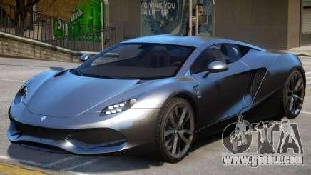Arrinera Hussarya V2 for GTA 4