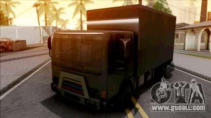 DFT-30 Tipo Cava for GTA San Andreas