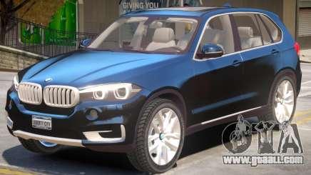 BMW X5 V2 for GTA 4
