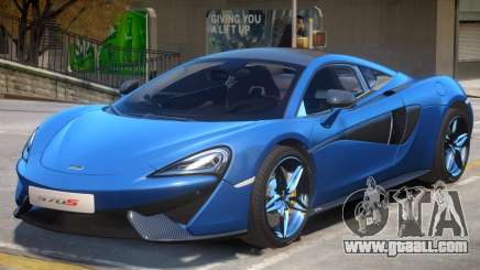 McLaren 570S R2 for GTA 4