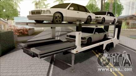 New Artict1 SA Style for GTA San Andreas