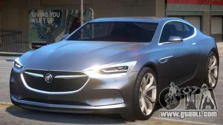 2016 Buick Avista Concept V2 for GTA 4