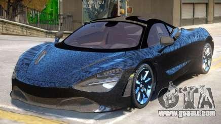 McLaren 720S V1.1 for GTA 4