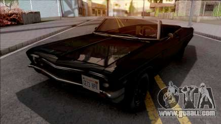 Chevrolet Impala 1966 for GTA San Andreas