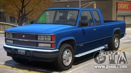 Declasse 1500LX Yosemite Club Cab for GTA 4