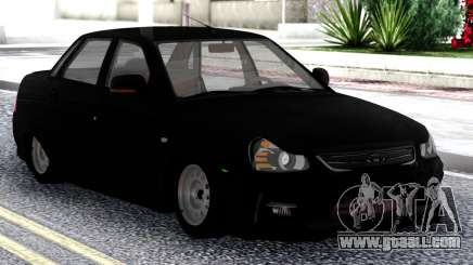 Lada Priora Alteration for GTA San Andreas