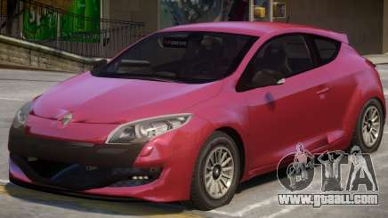 Renault Sport Mégane R. S. (NFS World) for GTA 4