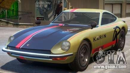 Karin 190Z PJ5 for GTA 4