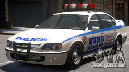 NYPD Police Liveries for GTA 4