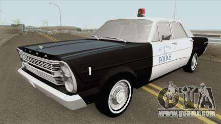 Ford Galaxie 1966 Police for GTA San Andreas