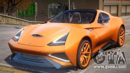 2016 Icona Vulcano Titanium for GTA 4