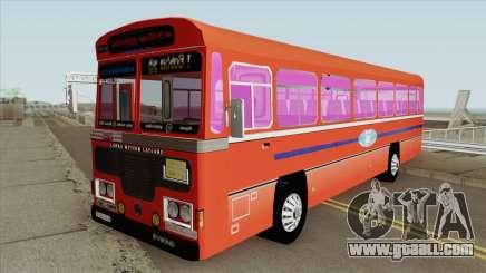 Diyawannawa Express SLTB Bandarawela for GTA San Andreas