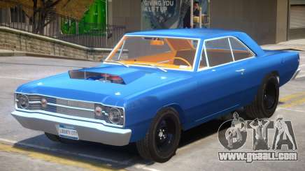 Dodge Dart V2 for GTA 4