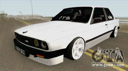 BMW E30 MQ for GTA San Andreas