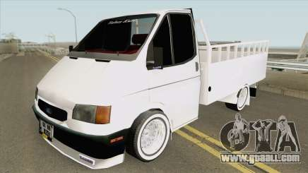 Ford Transit (World The Best) for GTA San Andreas