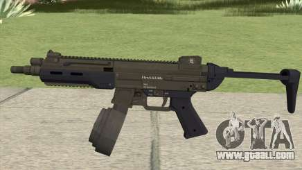Hawk And Little SMG (Base V2) GTA V for GTA San Andreas