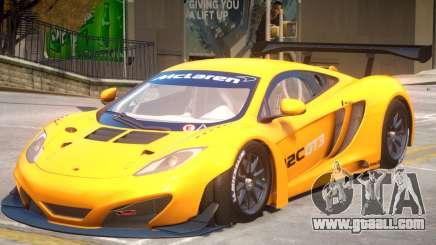McLaren MP4 PJ4 for GTA 4
