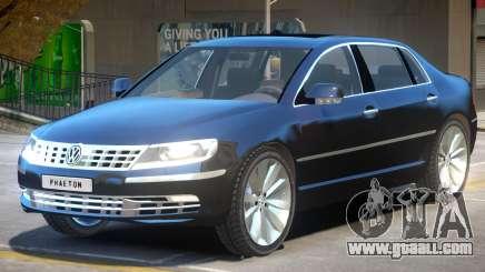Volkswagen Phaeton for GTA 4