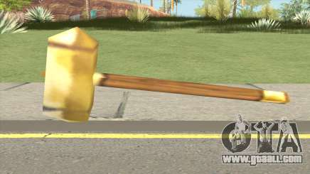 Uther Hammer (Warcraft III RoC) for GTA San Andreas