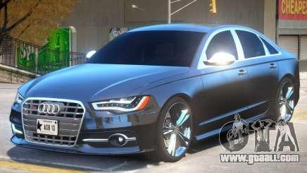 Audi S6 V2 for GTA 4