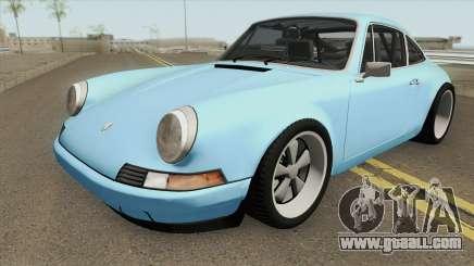 Porsche 911 (JerryCustoms) 1973 for GTA San Andreas