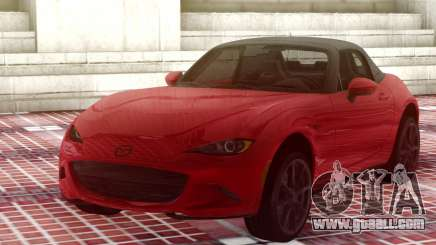 Mazda MX-5 Cabrio Roof for GTA San Andreas