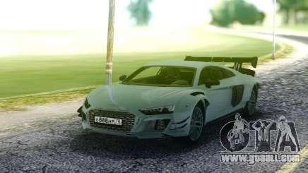 Audi R8 2019 for GTA San Andreas