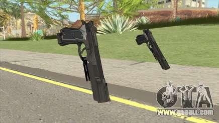 Samurai Edge Handgun (Resident Evil) for GTA San Andreas