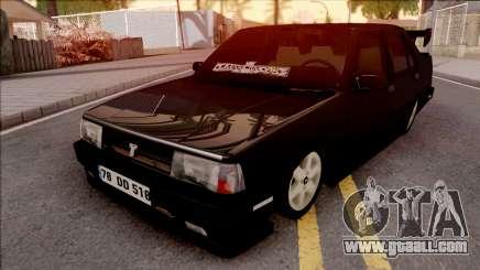 Tofas Dogan SLX Black for GTA San Andreas