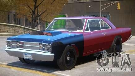 Dodge Dart V2 L1 for GTA 4