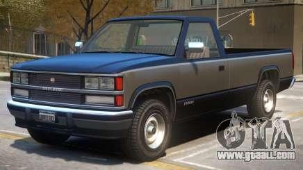 Declasse 1500LX Yosemite Long Bed for GTA 4